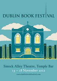 Dublin Book Festival 2012